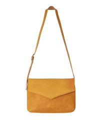 yellow letter bag
