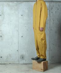 yellow boiler suit