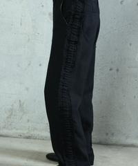 pt-23B   black wide pants