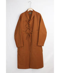 jk-45C canyon brown long coat
