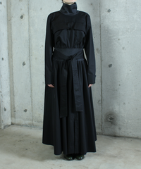 op-20B   black dress