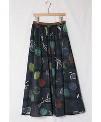 sk-08N  imo navy skirts