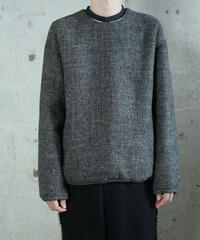 st-46G   gray pullover