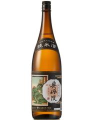 奥丹波 純米酒 1800ml