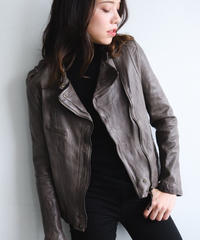 Leather Riders Jacket [19L017]