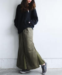 Nomad 2way Rib Baker Skirt [オープン記念Body Bagセット] [19L004]