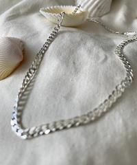 Silver925 Flat Chain (50cm)