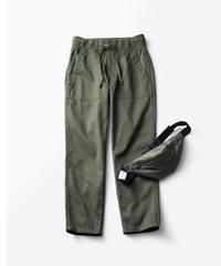 Nomad Rib Baker Pants [オープン記念Body Bagセット] [19M002] MEN