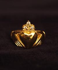 Gold Kurada Ring  ( よかろうもん Hiro コラボ ジュエリー )