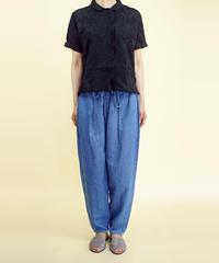 caqu/サキュウ|FS Linen Farmer Pants リネンファーマーパンツ|26237