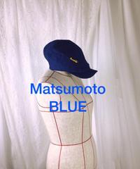 Matsumoto  BLUE    AIRscoop  ラウンドstyle 2019 5002