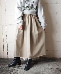 Ralph Lauren Cut off Hem Chino Skirt BE