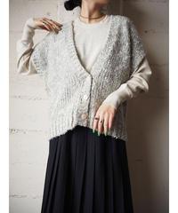 Mix yarn Knit Vest GR