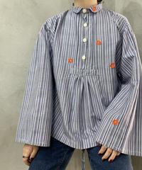 Tiny Collar Pull Over Shirt  LTBL