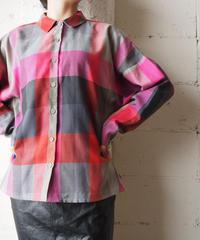 Plaid Rayon Shirt REPIGR