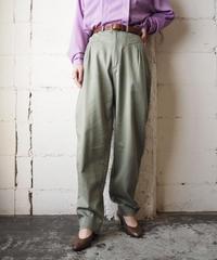 Pleated  Tuck Pants KA