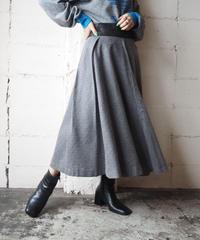 Waist Design Circular Skirt GR