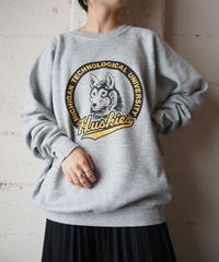 Huskies Print Sweat GR