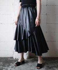 Design Flared Skirt BK