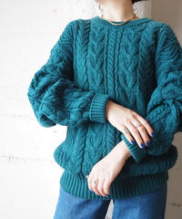 Cotton Fisherman's Sweater GN