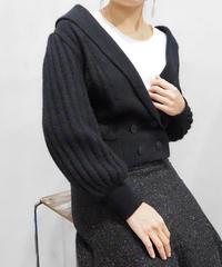 Shawl Collar Cardigan BK