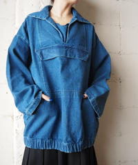 Pullover Denim Jacket BL