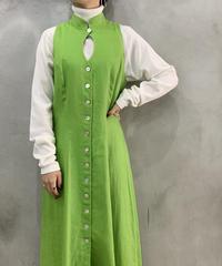 Peekaboo Sleeveless Dress GN