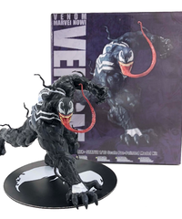 MARVEL マーベル ベノム マグネット付きフィギュア 14㎝ 1/60 ヴィラン スパイダーマン ダークヒーロー