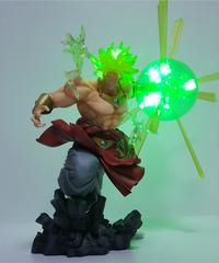 ドラゴンボールZブロリースーパーサイヤ人イレイザーキャノンドラゴンボールランプスーパーブロリーナイトライト
