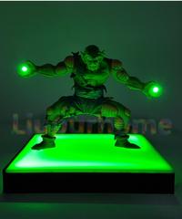 ドラゴンボールZピッコロ操気弾アニメドラゴンボール超悟空スーパーサイヤ人Ledランプ