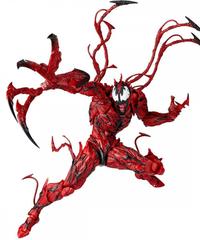 MARVEL マーベル カーネイジ 関節駆動フィギュア 約16㎝ ヴィラン スパイダーマン ダークヒーロー