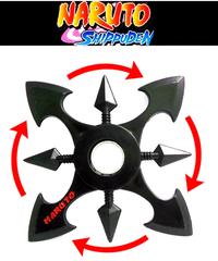 NARUTO - ナルト - 忍具 手裏剣(八方型)鉄製 コスプレ衣装コスプレ武器 忍者武器
