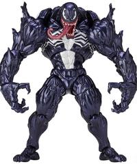 MARVEL マーベル ベノム 関節駆動フィギュア 17.5㎝ ヴィラン スパイダーマン ダークヒーロー