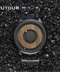 【全5色】 EUTOURウッドダイヤルダイヤル高級ブランドメンズファッションデイリークォーツ時計