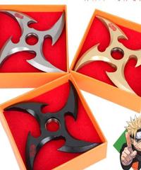 NARUTO - ナルト - 忍具 手裏剣鉄製 コスプレ衣装コスプレ武器 忍者武器
