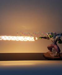 ドラゴンボールZピッコロ魔貫光殺法LEDナイトライトアニメドラゴンボールスーパーDBZスーパーサイヤ人Led電球ランプ