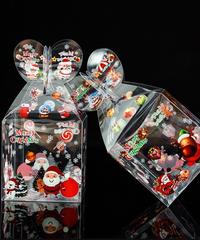 クリスマス2019 ラッピング材 ラッピングボックス20セット キャンディボックス ギフトボックス