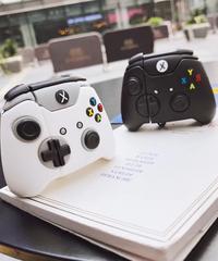 Xbox エックスボックス AirPodsケースカバー AirPods第1/2世代・Pro専用充電ケースカバー Xboxコーントローラー保護ケース XboxOneデザイン シリコーンケース