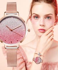 ファッションレディース腕時計ラグジュアリースクラブウルトラスリムウォッチ