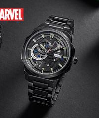 ディズニー公式 マーベルシリーズ腕時計 海外限定版 アベンジャーズアイアンマン自動機械式防水時計