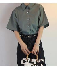 【 予約商品 】249 シンプルナチュラルシャツ