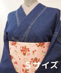 レディース・デニム着物 Sサイズ / インディゴ