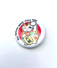 缶マグネット『大須招き猫』