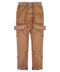 PATRIOT / 2way tactical cargo trouser brown