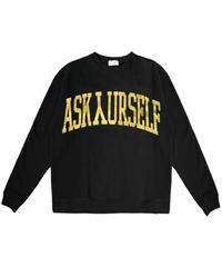 ASKYURSELF / college crewneck