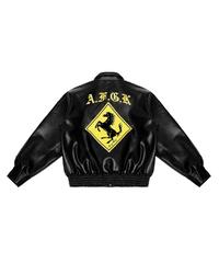 A FEW GOOD KIDS / racing leather jacket