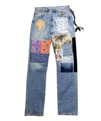 "APACHE / ""flippin through"" jeans"