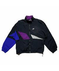 INNOCENCE / NIKE zip-up nylon jacket