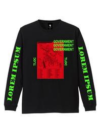 PATRIOT / GOVERNMENT LS black