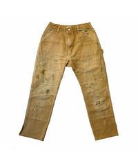 INNOCENCE / carhartt double knee pants tan
